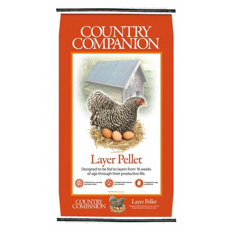 16 % Layer Pellets Poultry Feed