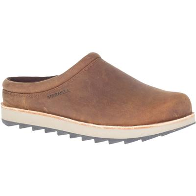 Men's Juno Clog Leather Shoe