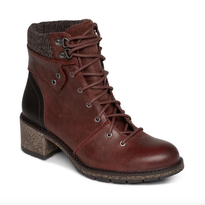 Women's Aubry Lace Up Boot