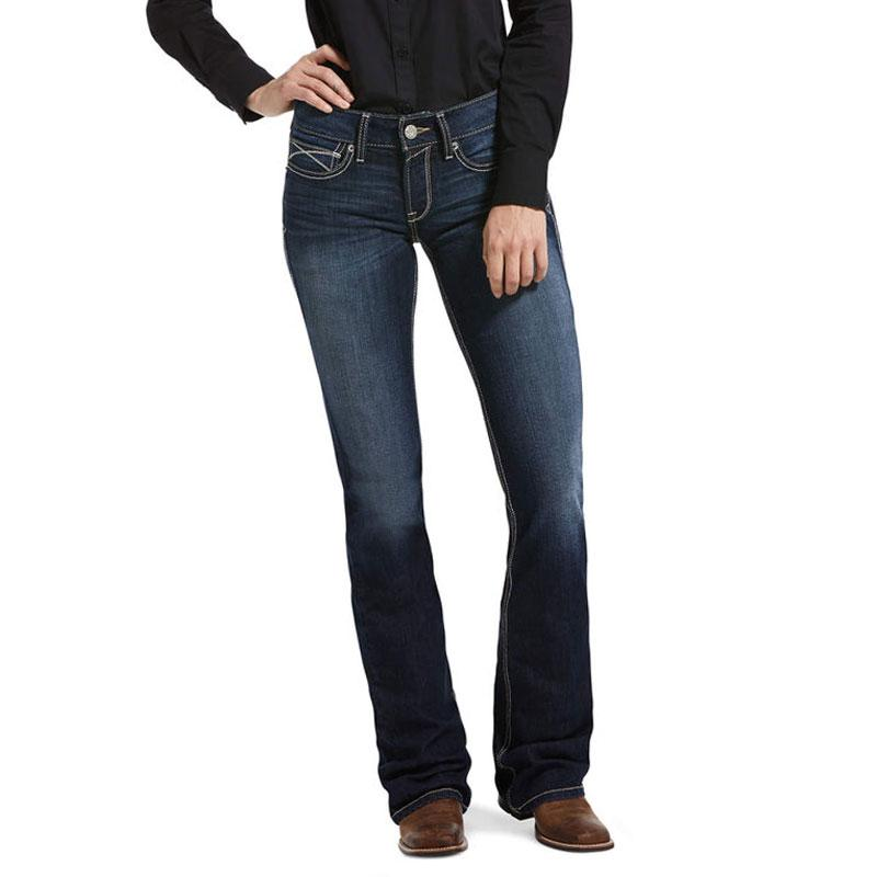 Womens Real Mr Cleo Boot Jean