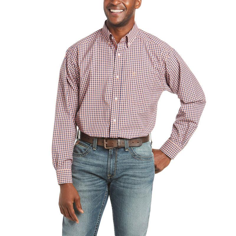 Mens Pro Benjamin Classic Long Sleeve Shirt