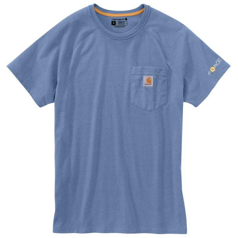 Force Relaxed Fit Midweight Short Sleeve