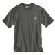 Men's Short Sleeve Relaxed Fit Heavy Weight Pocket Tried And True Back Graphic