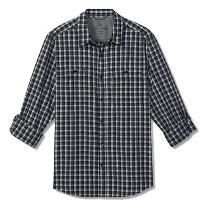 Men's Bug Barrier Vista Dry Plaid Longsleeve Shirt