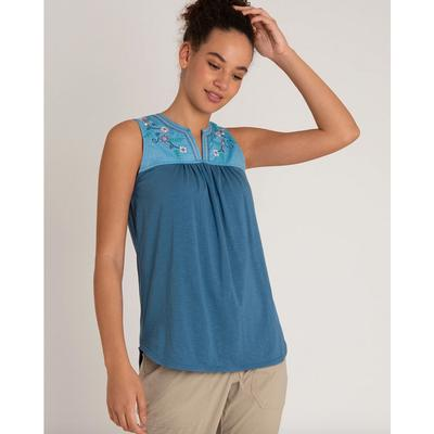 Women's Shaanti Embroidered Tank Top