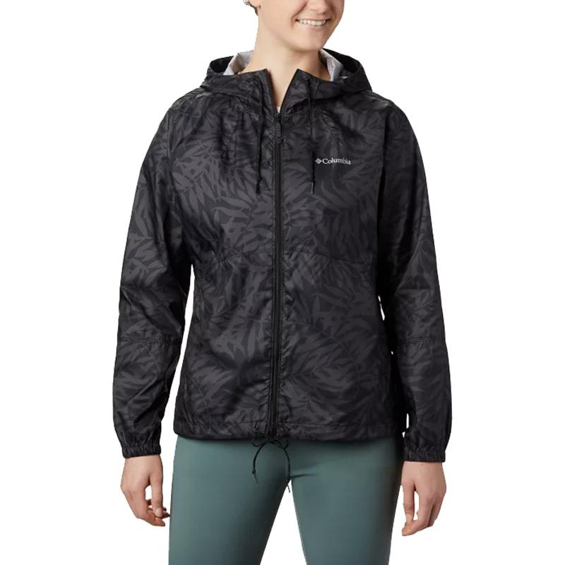 Women's Flash Forward ™ Printed Windbreaker Jacket