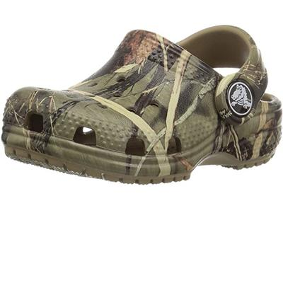 Kid's Classic Realtree Clog