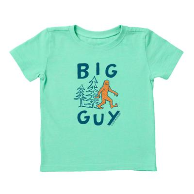Toddler Big Guy Crusher Tee