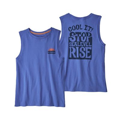 Women's Stop the Rise Organic Cotton Muscle Tee