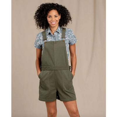 Women's Molera Shorteralls