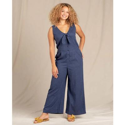 Women's Taj Hemp Sleeveless Jumpsuit