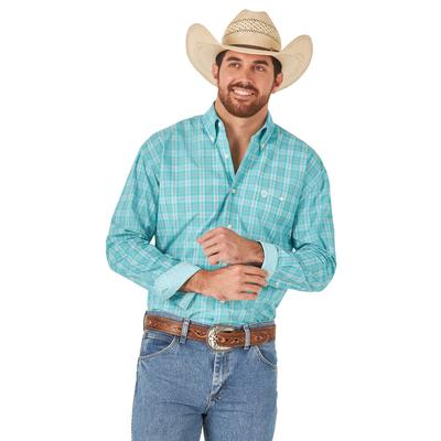 George Strait Long Sleeve Button Down