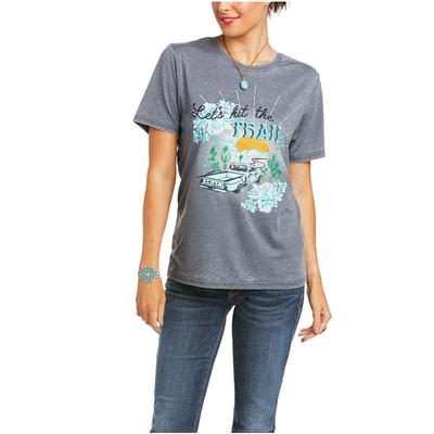 Women's Trail Time Short Sleeve Tee