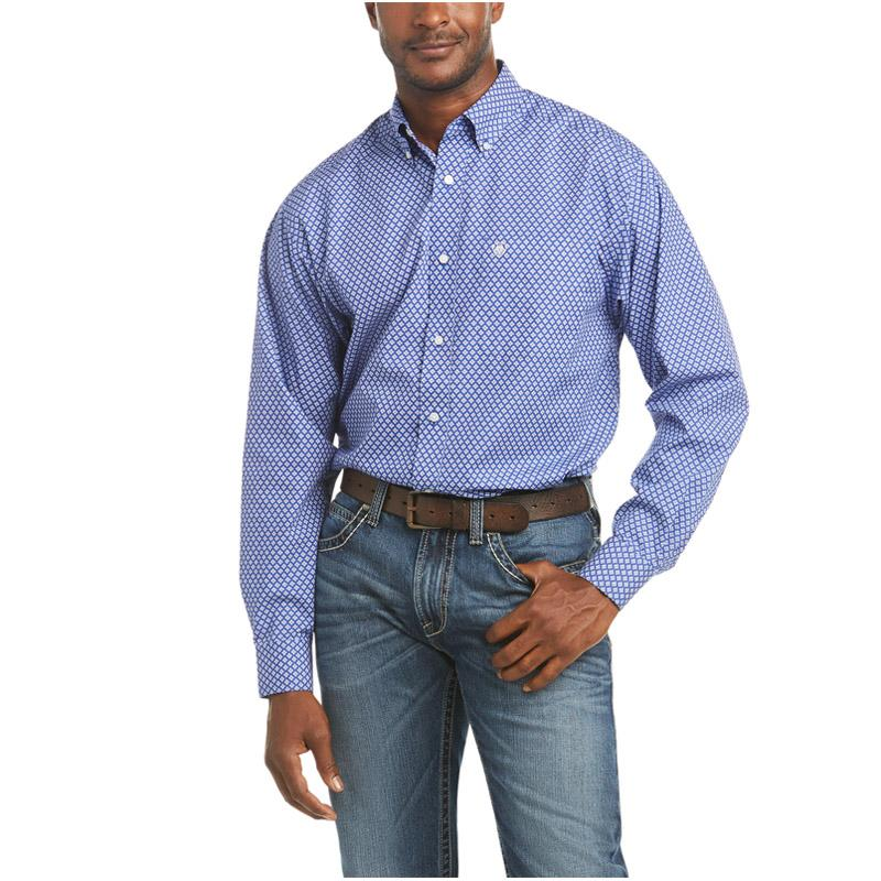 Men's Pierre Classic Long Sleeve Shirt