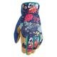 Hi- Dexterity Liberty Synthetic Leather Palm Slip- On Gloves