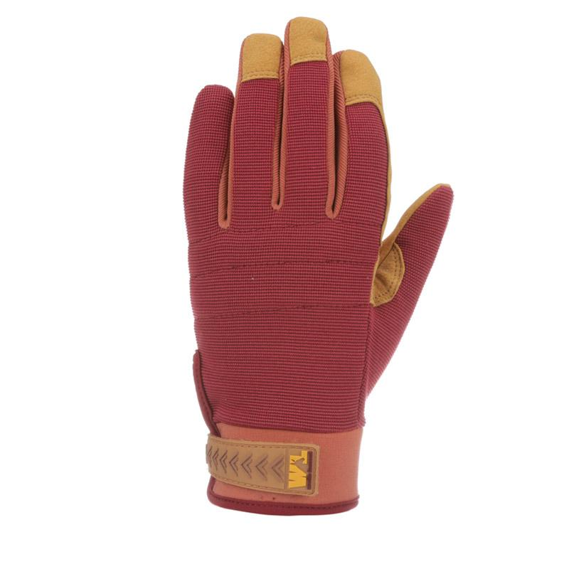 Hi- Dexterity Synthetic Leather Palm Gloves