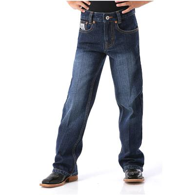 Boys White Label Slim Fit Jean