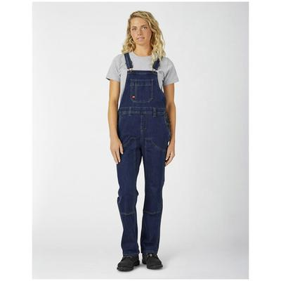 Women's Double Front Stretch Overalls