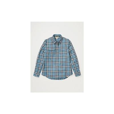 Women's Madison Midwght Flannel Ls