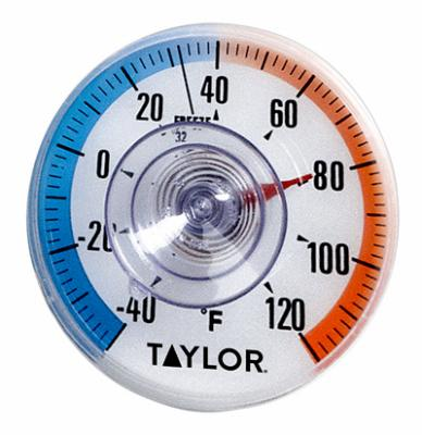 3.5IN STICK ON THERMOMETER