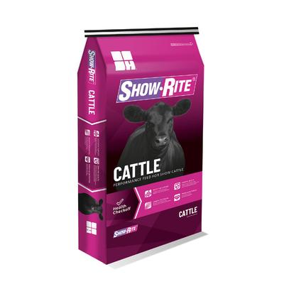 Show-Rite Throttled Up Cattle Feed