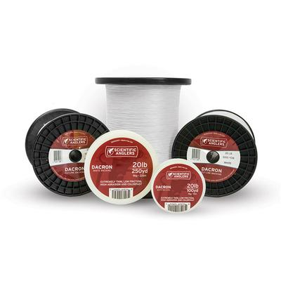 Fly Line Dacron Backing 20Lbs 5000Yd Wht