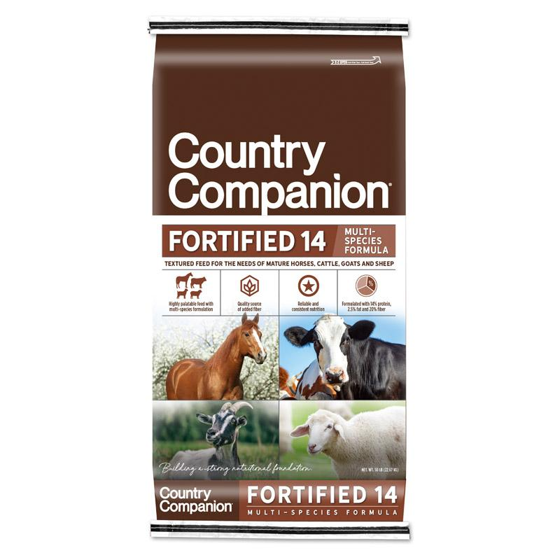 Stock And Stable 14 % Multi Species