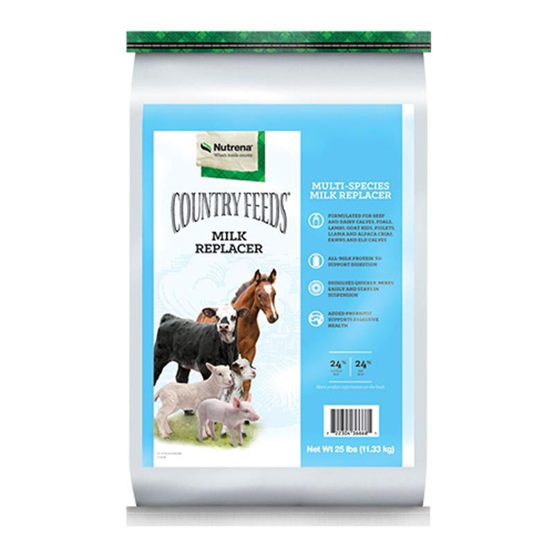 Country Feeds Multi- Species Milk Replacer