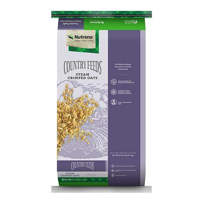 Country Feeds Steam Crimped Oats