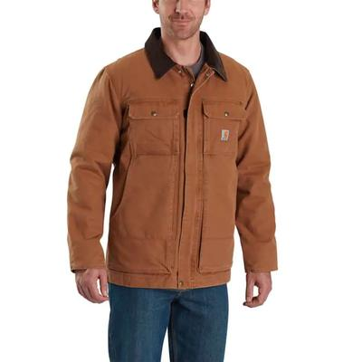 Carhartt Men's Full Swing Relaxed Fit Quick Duck Insulated Traditional Coat