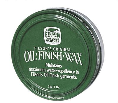 Oil Finish Wax