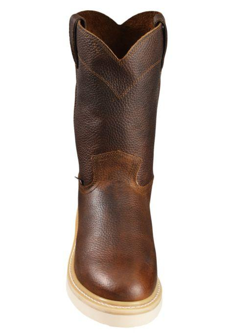 5f63446d101 Justin Boots Men's Wedge Sole Work Boot