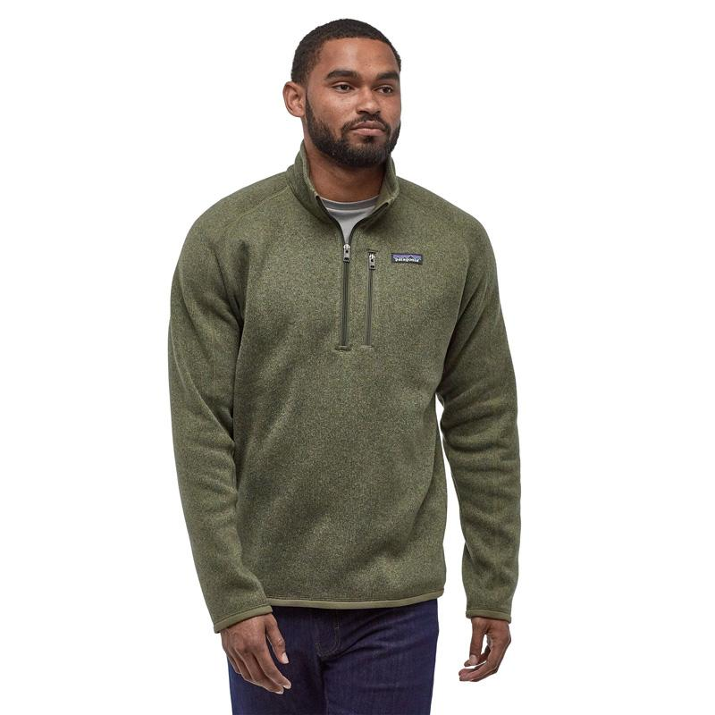 PATAGONIA Ms Better Sweater 1//4 Zip Sudadera Hombre