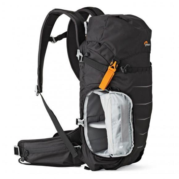 Hiking Camera Backpack For DSLR and Mirrorless Cameras Photo Sport 200 AW From Lowepro
