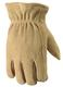 Men's Deerskin Suede Thermofil Lined Gloves  - GLOVES DEERSKIN SUEDE THERMOFIL LINED
