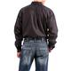 Men's Solid Pinpoint Shirt - b