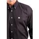Men's Solid Pinpoint Shirt - c