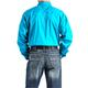 Men's Solid Pinpoint Shirt - a