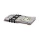 Financial Tool RFID Blocking Wallet - Stainless - a