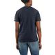 Mens' Force Relaxed Fit Midweight Short Sleeve Pocket T-Shirt - a