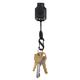 Radiant Squeeze Light LED Key Chain Light - a