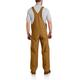 Men`S Relaxed Fit Duck Bib Overall - a