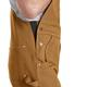 Men`S Relaxed Fit Duck Bib Overall - b