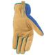 Hi-Dexterity Liberty Synthetic Leather Palm Slip-On Gloves - a