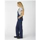 Women's Double Front Stretch Overalls - b