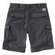 Rugged Flex Relaxed Fit Canvas Cargo Work Short - a