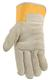 Women's Suede Cowhide Leather Palm - GLOVES PEARL COWHIDE SAFETY CUFF ASST