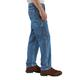 Men's Relaxed Fit Denim Carpenter Jean - RELAXED FIT DENIM CARPENTER JEAN-CORE