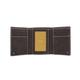 Pebble Trifold Wallet - 20_BROWN