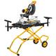 Rolling Miter Saw Stand -